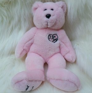 I Love Lucy Limited Edition Pink Bear EUC